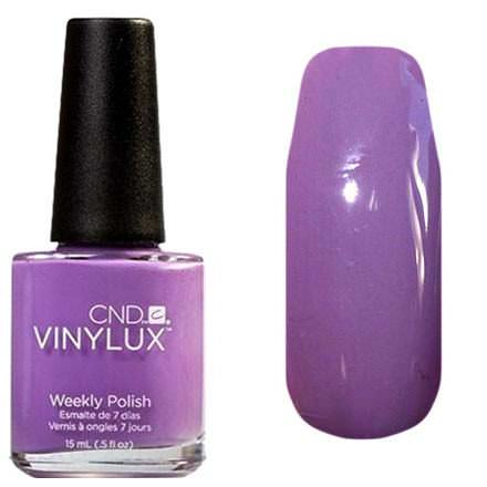 CND VINYLUX № 125, Lilac Longing, 15 мл