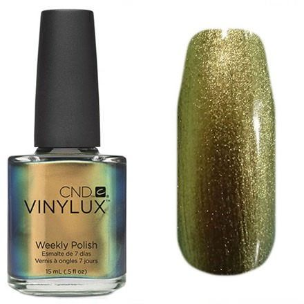 CND VINYLUX № 115, Gilded Pleasure, 15 мл