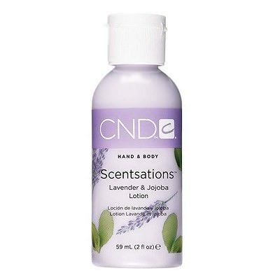 "CND, Лосьон для рук и тела ""Лаванда и жожоба"", Creative Scentsations, 59 мл"