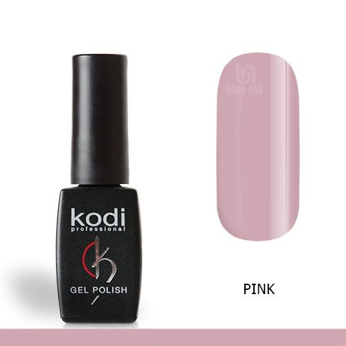 Kodi, База Natural Rubber Base, Pink, 12 мл