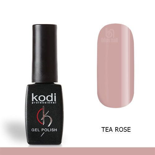 Kodi, База Natural Rubber Base, Tea Rose, 12 мл