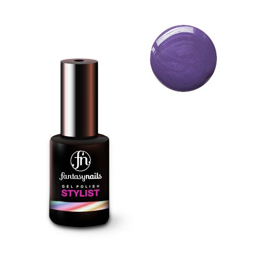 Fantasy Nails Stylist, Гель-лак № 013 Early Violets, 8 мл