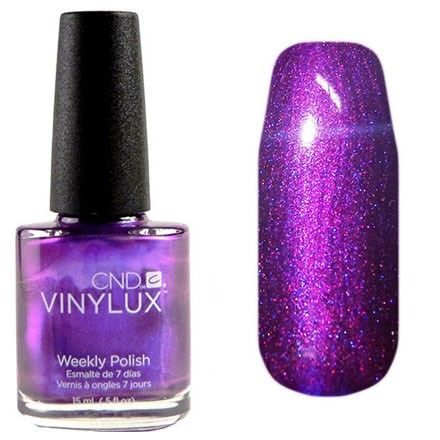 CND VINYLUX № 117, Grape Gum, 15 мл